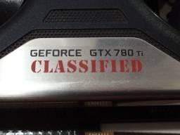 Título do anúncio: Placa de vídeo GTX780ti
