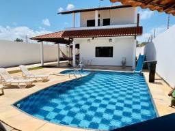 Vendo Linda casa Dúplex no Porto das Dunas,frente para o Mar!