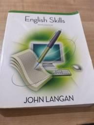 English Skills John Langan+brinde (Edgar Allan Poe). Conservado e importado dos EUA.