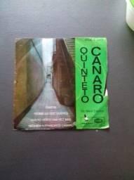 Compacto simples Quinteto Canaro
