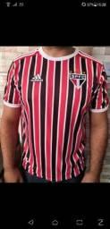 Camisas de time primeira linha nacional