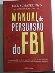 Título do anúncio: Manual de Persuasão do FBI