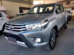 Título do anúncio: Toyota Hilux SRV 2018