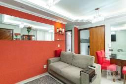 Apartamento à venda com 2 dormitórios em Santa cruz, Belo horizonte cod:280379