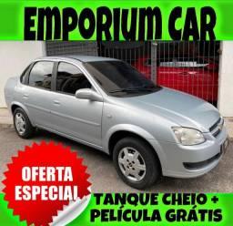 TANQUE CHEIO SO NA EMPORIUM CAR!!! CORSA CLASSIC 1.0 LS ANO 2013 COM MIL DE ENTRADA