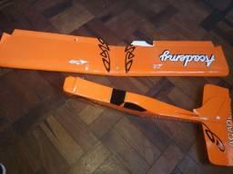 Aeromodelo de isopor