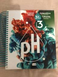 Título do anúncio: Livro de estudo sistema Ph