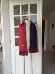 Título do anúncio: Cachecol de lã do FCB - Barcelona