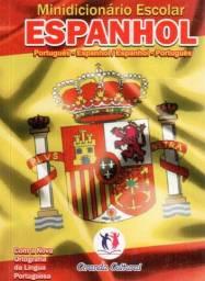 Dicionário espanhol português - Português espanhol ciranda cultural