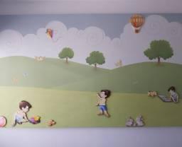 Título do anúncio: Vendo Quadro-Painel infantil