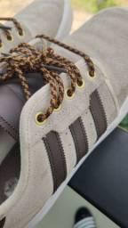 Tênis camurça Adidas original