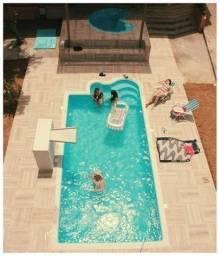 LS - Fique em casa + tenha sua piscina de fibra