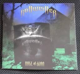 Rottweiller - Rage Of War - Heavy Metal