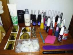 Tudo de manicure