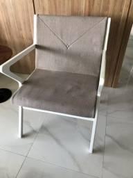 Cadeira Laca Branca