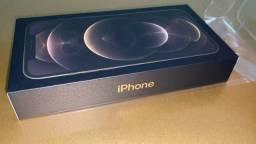 Iphone 12 pro max branco/prateado 128gb Lacrado