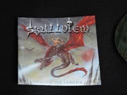Skullview ?? Kings Of The Universe cd epic metal