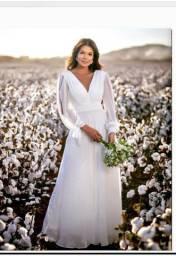 Vestido de Pré-Wedding
