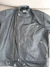 Título do anúncio: Jaqueta de couro legítimo tamanho gg