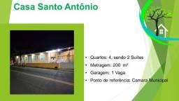 Título do anúncio: casa santo antônio - R$ 275 mil