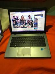 Notebook todo bom core i7 4 geração único defeito e uma listra na tela