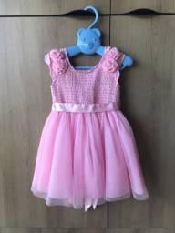 Vestido de festa infantil da Nanette Lepore - tamanho 24M