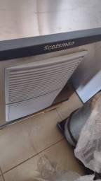 Máquina de gelo em cubos 500 kls,dia-Rest.choperia,bares-oportunidade