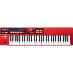 Teclado Sintetizador Xps10 Vermelho Roland