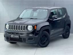 Título do anúncio: Jeep Renegade 1.8 MT