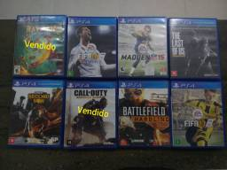 Kit Jogos PS4