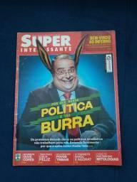 Revista Superinteressante Política Burra Edição 320