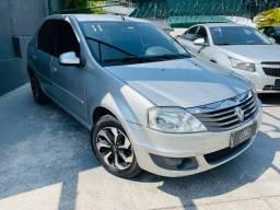 Título do anúncio: Renault Logan Expression 1.6 flex completo 2011