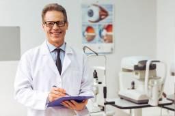 Consulta exames oftalmologista ou exame de vista