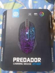 Mouse gamer- HOOPSON PREDADOR GT1000