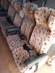 Bancada Completa ou Poltronas para Micro Ônibus