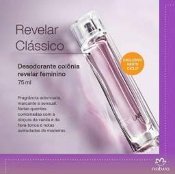 Perfume Revelar natura Promoção