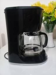 Cafeteira elétrica com timer - Nova