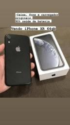 Título do anúncio: iPhone XR 64gb + acessórios