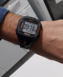 Relógio de Corrida Timex Iron Man Triathlon