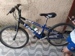 Título do anúncio: Bicicleta caloi