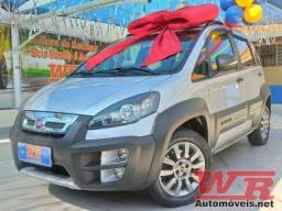 Fiat Idea Adventure 1.8 Flex, Baixo KM!