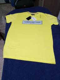 Camisa peruana da Tommy Hilfiger P, M, G e GG