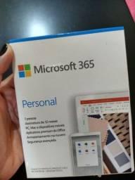 Licença MICROSOFT 365 PERSONAL