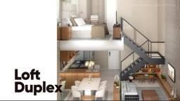 Loft, em empreendimento completo e inovador. Mensais de R$ 1.920,00