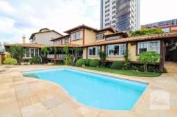 Título do anúncio: Casa à venda com 4 dormitórios em Santa lúcia, Belo horizonte cod:273621