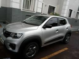 Renault Kwid Zen Prata