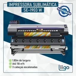 Impressora Sublimatica de alta produtividade