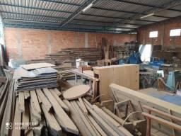 Título do anúncio: Marcenaria completa mais madeiras