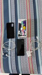 Smartphone Samsung A51 4GB Ram 128GB Memória