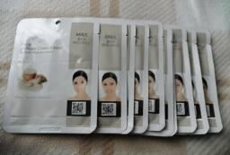Título do anúncio: 10 máscaras faciais de beleza Dermal Platinum
